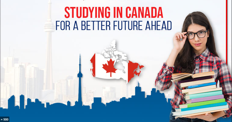 Higer Education In Canada: Apply, Admission and Visa Processing